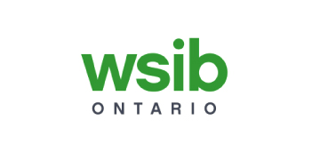 Logo for Workplace Safety & Insurance Board (WSIB)